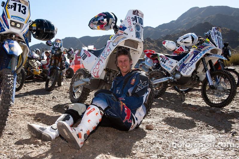 #110 KTM: Christopher Birch