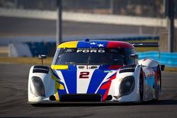 #2 Starworks Motorsport Ford Riley: Ryan Hunter-Reay, Tony Kanaan, Miguel Potolicchio, Maurizio Scala, EJ Viso
