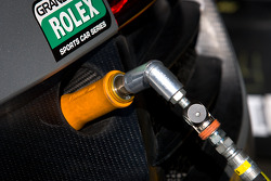#74 Oryx Racing Audi R8 Grand-Am detail