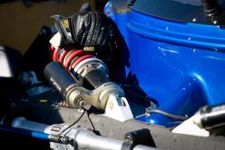 #90 Spirit of Daytona Chevrolet Corvette DP detail