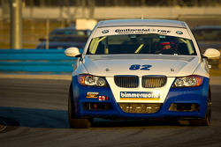 #82 BimmerWorld Racing BMW 328i: Dan Rogers, Seth Thomas