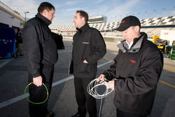 NASCAR technician, McLaren Electronic technician and Toyota racing technician