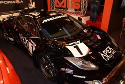 McLaren MP4-12C GT3 - British Gt Championship 2012