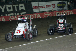 Dave Darland and Bryan Clauson