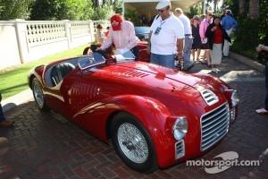 Ferrari 125S, the first Ferrari