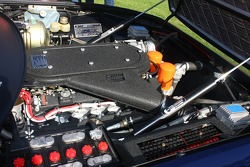 Ferrari 365GTB/4 Daytona engine