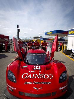 GAINSCO/Bob Stallings Racing Corvette DP