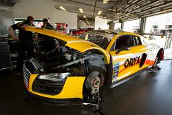 Oryx Racing Audi R8 Grand-Am
