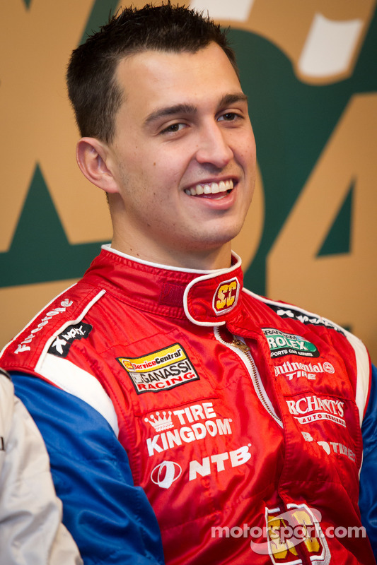 Chip Ganassi Racing persconferentie: Graham Rahal