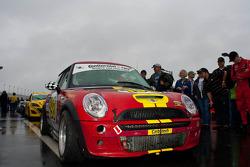 #198 RSR Motorsports Mini Cooper S: Corey Fergus, Kyle Gimple