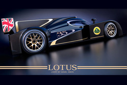Lola Lotus LMP2 presentation
