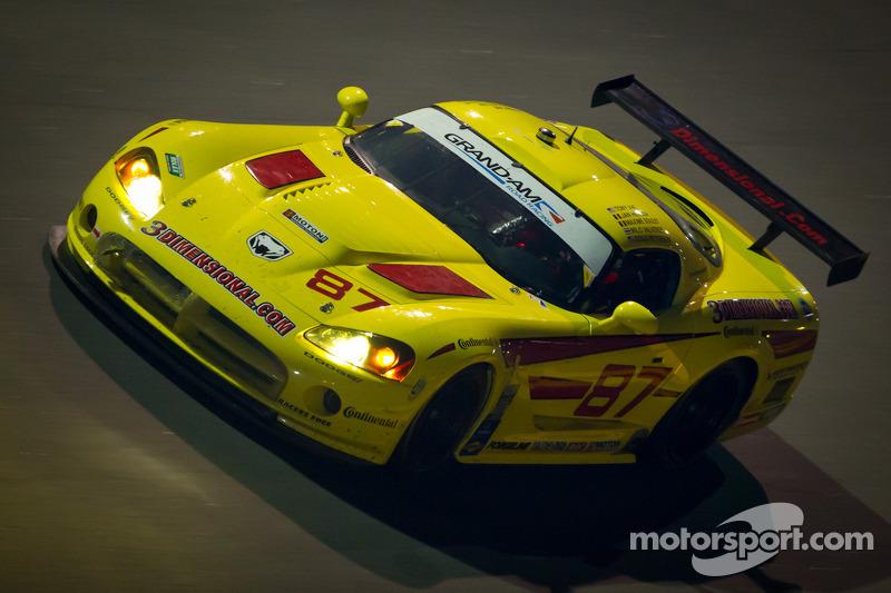 #87 Racers Edge Motorsports Dodge Viper: Jan Heylen, Doug Peterson, Maxime Soulet, Emilio Valverde
