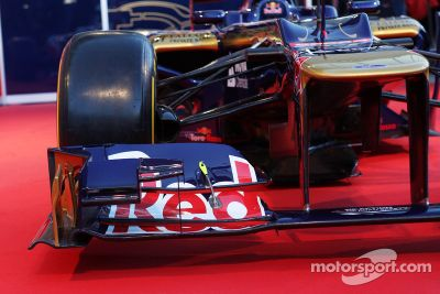 Toro Rosso STR7 launch