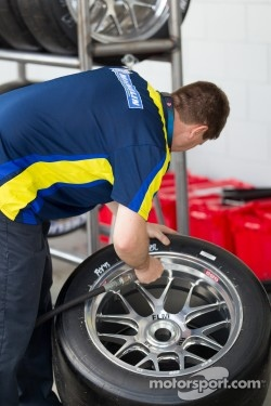 A Michelin engineer