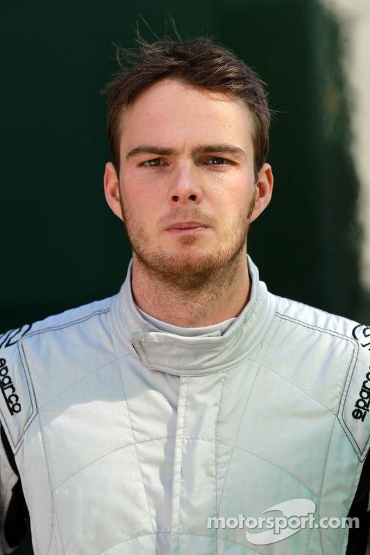 Giedo van der Garde, Caterham F1 Team testrijder