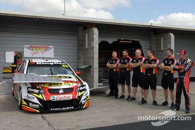 Supercheap Auto Racing livery launch