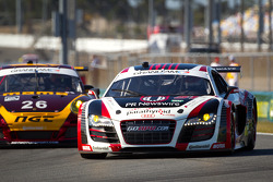 #51 APR Motorsport Audi R8 Grand-Am: Ian Baas, Nelson Canache, Jim Norman, Emanuele Pirro, Dion von