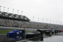 Rain in Daytona