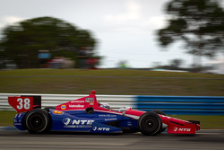 Graham Rahal, Service Central Chip Ganassi Racing Honda