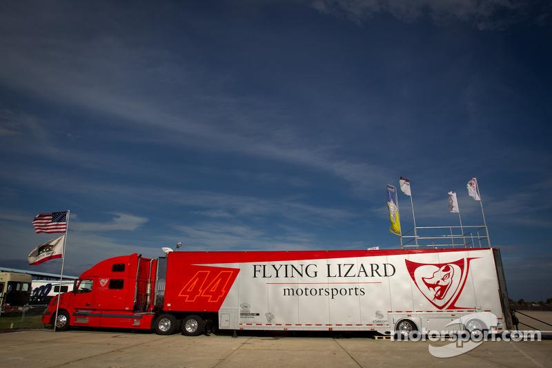 Flying Lizard transporter