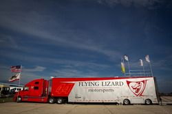 Flying Lizard transporter