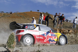 Себастьян Льоб та Даніель Елена, Citroën DS3 WRC, Citroën Total World Rally Team