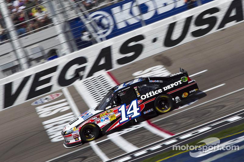 2012: Auch Las Vegas abgehakt
