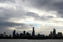 Melbourne atmosphere
