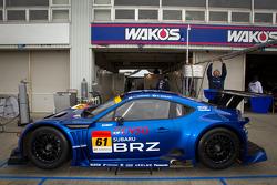 #61 R&D Sport Subaru BRZ GT300