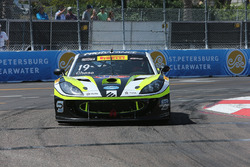 #19 Performance Motorsports, Group Ginetta G55: Parker Chase