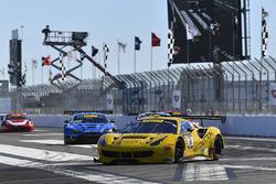 #31 TR3 Racing, Ferrari 488 GT3: Daniel Mancinelli