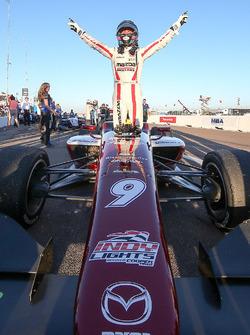 1. Aaron Telitz, Belardi Auto Racing