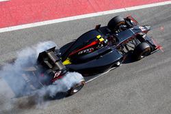 Formel-2-Test in Barcelona, März