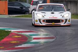 #227 Nova Race Ginetta G55 GT4: Luca Magnoni, Philippe Salini, Luca Rangoni