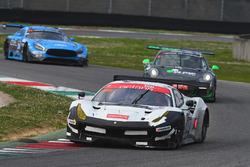 #488 Octane 126, Ferrari 488 GT3: Bjorn Grossmann, Fabio Leimer