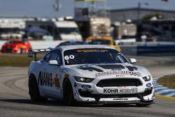 #60 KohR Motorsports Ford Mustang: Jade Buford, Scott Maxwell