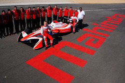 Anúncio Mahindra Racing