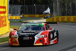 #9 Audi R8 LMS: Marc Cini, Dean Fiore
