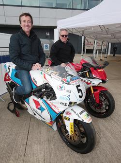 Freddie Spence ve Wayne Gardner