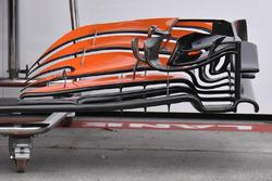 McLaren MCL32, ala anteriore