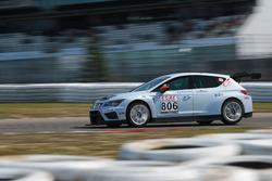 Constantin Kletzer, Dennis Wüsthoff, Seat Sport TCR Seat Cup Racer
