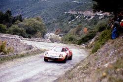 Бернар Дарниш и Алан Ме, Lancia Stratos