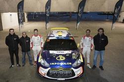 Carlos, VIEIRA, Jorge CARVALHO, Citroen DS3 R5