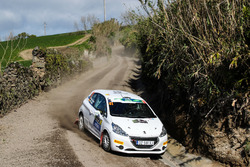 41 ESPINO Marcos LOPEZ Rogelio  Peugeot 208 R2
