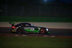 #86 Mercedes-AMG Team HTP Motorsport, Mercedes-AMG GT3: Домінік Бауманн, Йіммі Ерікссон