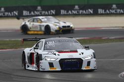 #74 ISR, Audi R8 LMS: Frank Stippler, Kevin Ceccon