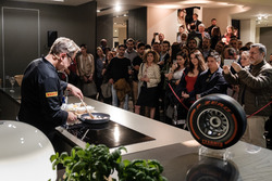 Pirelli Miles & Meals Cooking Show with Dada