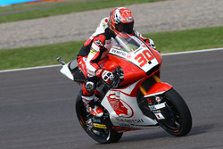 Такаакі Накагамі, Idemitsu Honda Team Asia