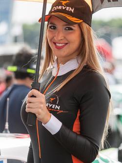 Paddock Girls Argentina Corven Racing