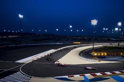 Esteban Ocon, Force India VJM10, Daniil Kvyat, Scuderia Toro Rosso STR12, Jolyon Palmer, Renault Sport F1 Team RS17, Sergio Pérez, Force India VJM10